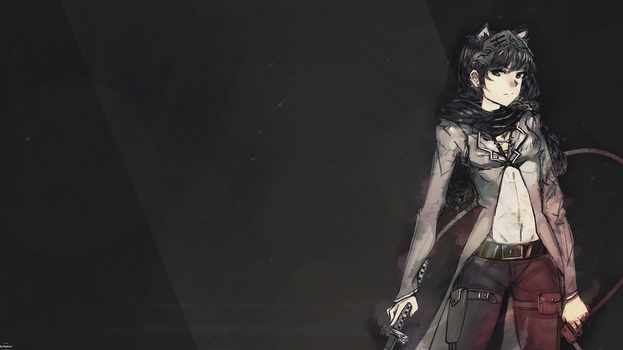 RWBY Wallpaper 1920x1080 by Raykorn