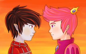 Face to Face by glaelion