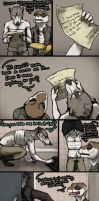 Laf Audition: page 6 by HereLiesDeadSquirrel