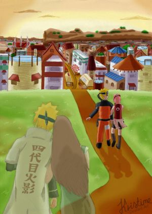 A Feeling of Pride. .:NaruSaku:MinaKushi:. by kristime