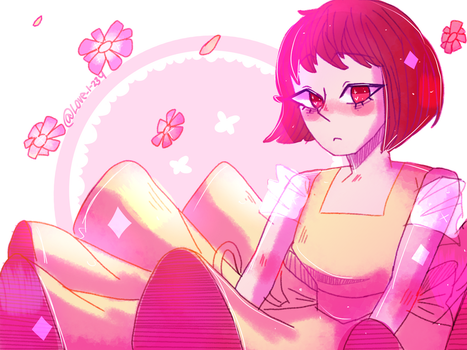 Fancy chara by LovelyArtist1234