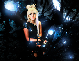 Space GaGa. by mikeamadeuz
