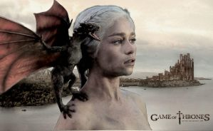 GAME OF THRONES by Kot1ka