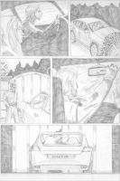 X Men Perspective test page 1 by artybel
