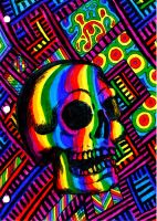 Death by Rainbow by PCDB