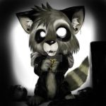 RACCOON by HeCartninja