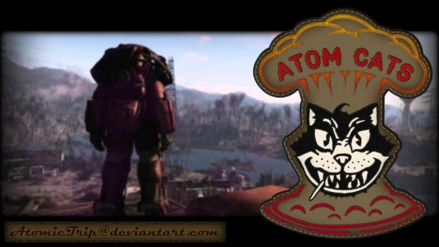 AtomCats I by atomictrip