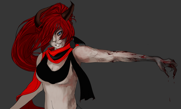 Gaia Commission [WIP] by Erin-Tudball