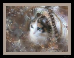 Fractal Kitty by GypsyH