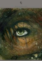 she said eye - painted by resurgere