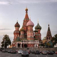 Saint Basil's Cathedral by xrust