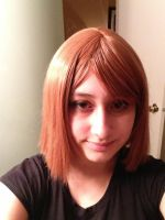 SnK Cosplay- Initial Wig Test by ChaosSoda
