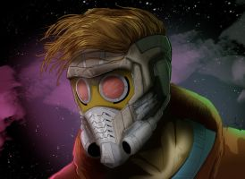 Star-Lord by KileyBeecher
