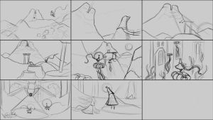 Journey Thumbnails by Sawuinhaff