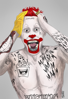 McJoker by darthfilart