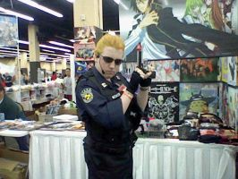Wesker at Supercon by MegaManVolnutt1
