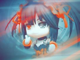 Kurumi: Time for You to Die A Silent Death by emeraldbeam