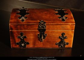 Casket I by Grinmir-stock