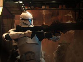Clone Trooper by Jedijosh44