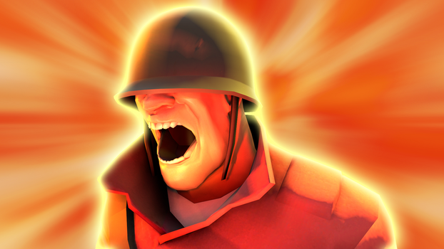 [SFM] Uber Soldier by ZeFrenchM