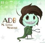 ADB My Little Monster. by ADB9