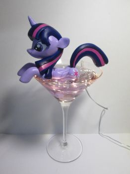 Twilight Sparkle ''Smartini'' by EarthenPony