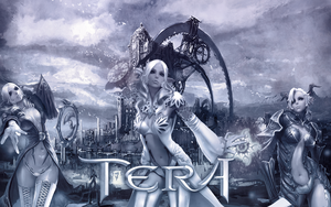 Girls of tera by Jenilea01