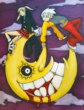 Soul Eater by hyperrrmouse