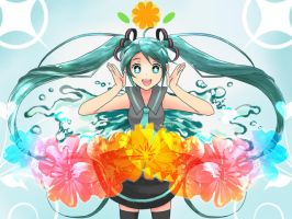 VOCALOID:The first access by quackmire