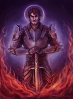 The Inquisitor by cynellis