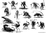 Thumbnails 02 by AustenMengler