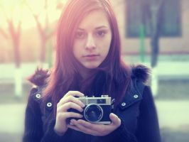 Andreea's Camera by crissandy