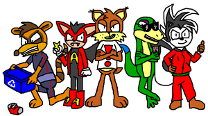 TEAM BUBSY by RangerSnow