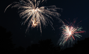 Firework Image 0551 by WDWParksGal-Stock
