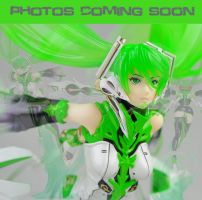 1-8 Scale Hatsune Miku PVC Figure by AnimeFigureFaction
