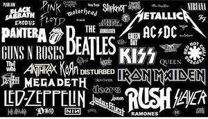 My Favourite Bands by PeriAndrews