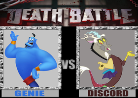 Death Battle Fight Idea 50 by Death-Driver-5000