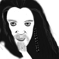 thorin (wip 7) by selftaughtartist1