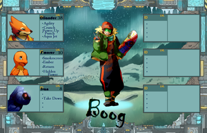 Pokemon Biomes - Boog by DrySky