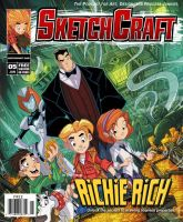 SketchCraft Issue 05 by RobDuenas