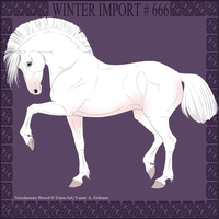 Winter Import #666 by DovieCaba