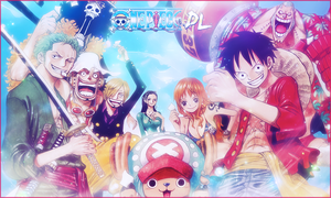 One Piece Banner by Rinjaa