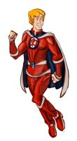 Greatest American Hero Movie Costume by mannycartoon