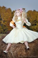 Candy doll by Lilian-hime