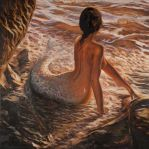 The daughter of the sea (last version) by marcobusoni