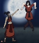 Only One Azula Allowed by PerryWhite