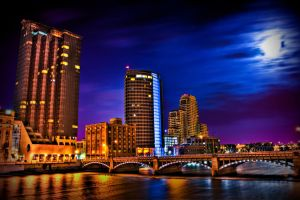 Grand Rapids, MI - HDR by II-McCloud-II