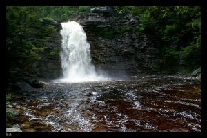 Awosting Falls 3 by Variety-Stock