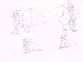 Tlos ZR doodles by metalfoxxx