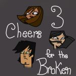 Three Cheers for the Broken by TheSocialLoner